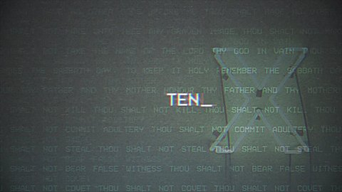 Ten // No Stealing